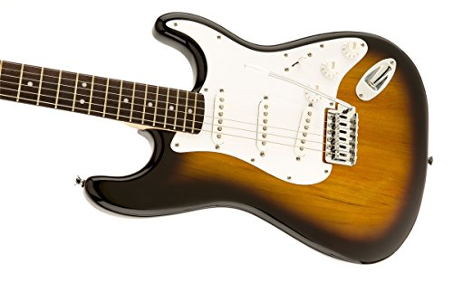 The Ultimate Squier Stratocaster Review - Guitar Space