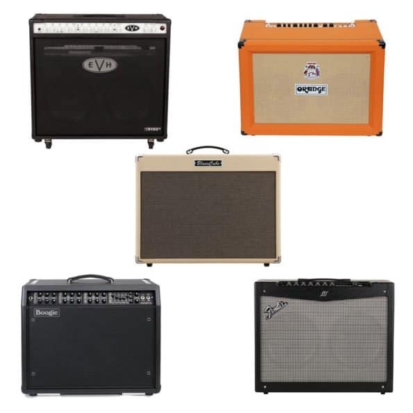 Top 5 Guitar Combo Amps To Get Bang For Your Buck