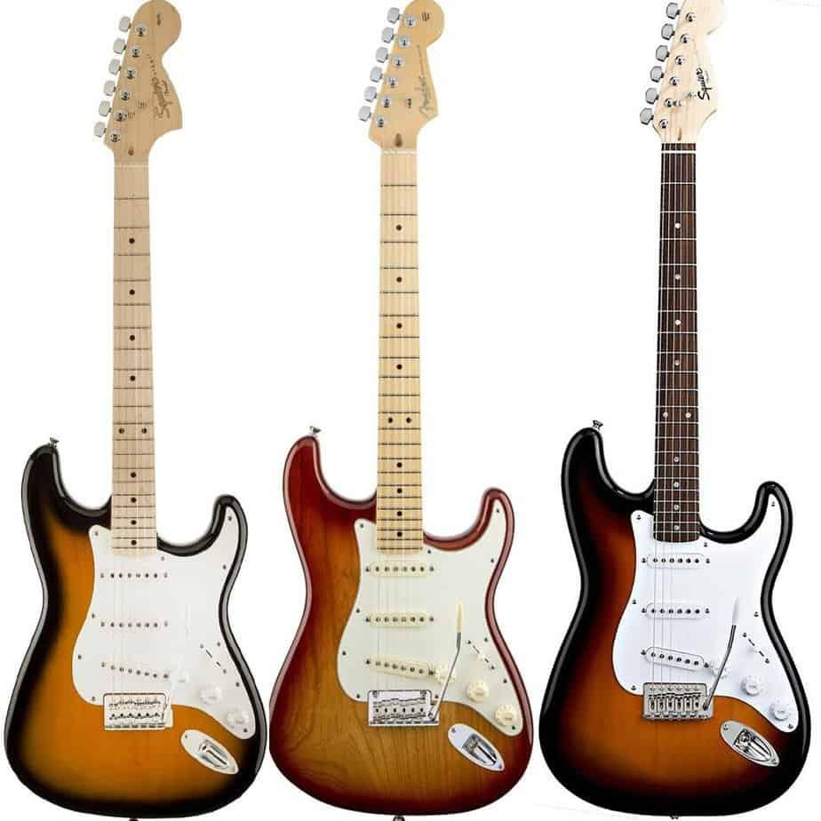 top 11 best beginner electric guitars guitar space. Black Bedroom Furniture Sets. Home Design Ideas
