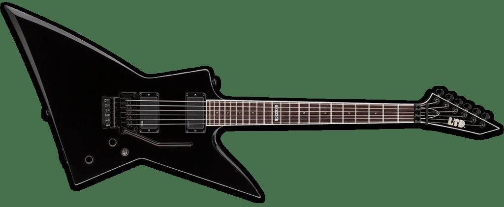Go Hard! The Ultimate ESP LTD EX-401 FR Guitar Review - Guitar Space