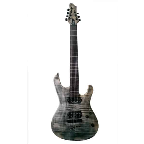 Mayones Setius 7 GTM: A Top Seven-String to Consider