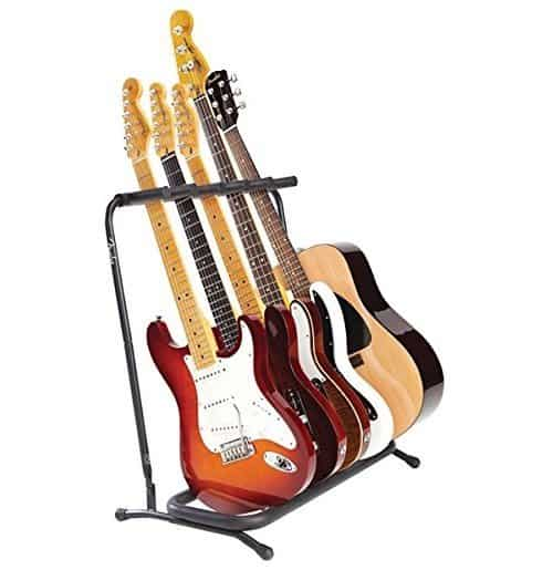 Top Five Best Guitar Stands on the Market Today
