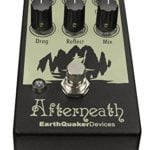 EarthQuaker Devices Afterneath Otherwordly Reverberation Pedal