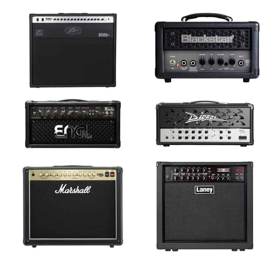 Play Harder: The Best Combo Amps for Metal