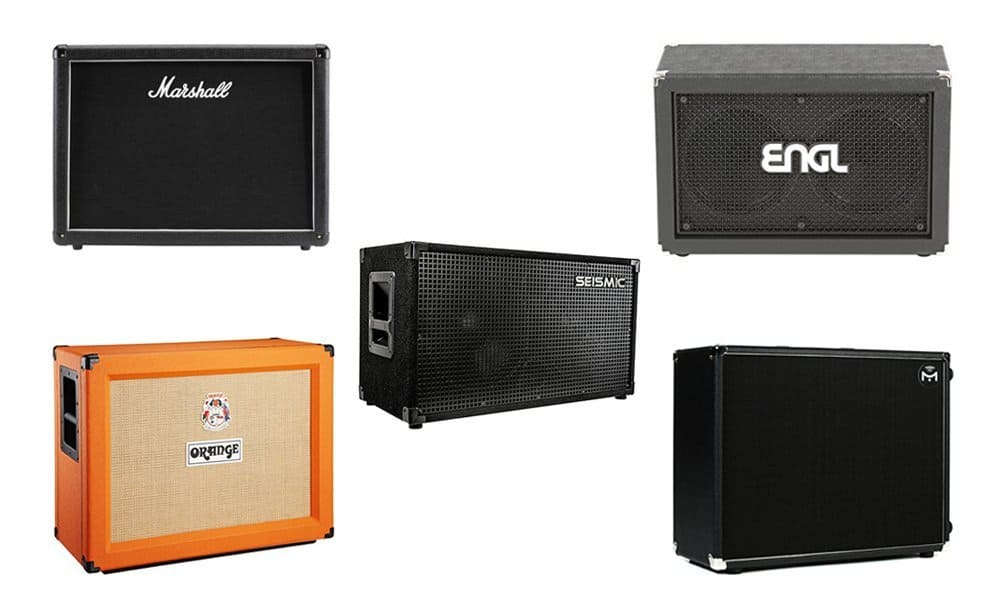 The Top 2×12 Speaker Cabinets for Guitar Players Who Want to Rock!