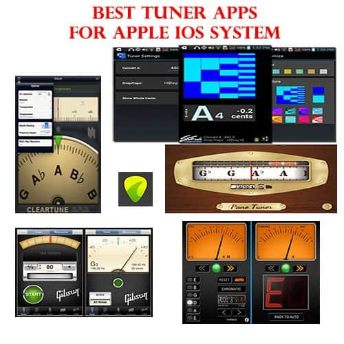 Best Guitar Tuner Apps for Apple IOS Systems