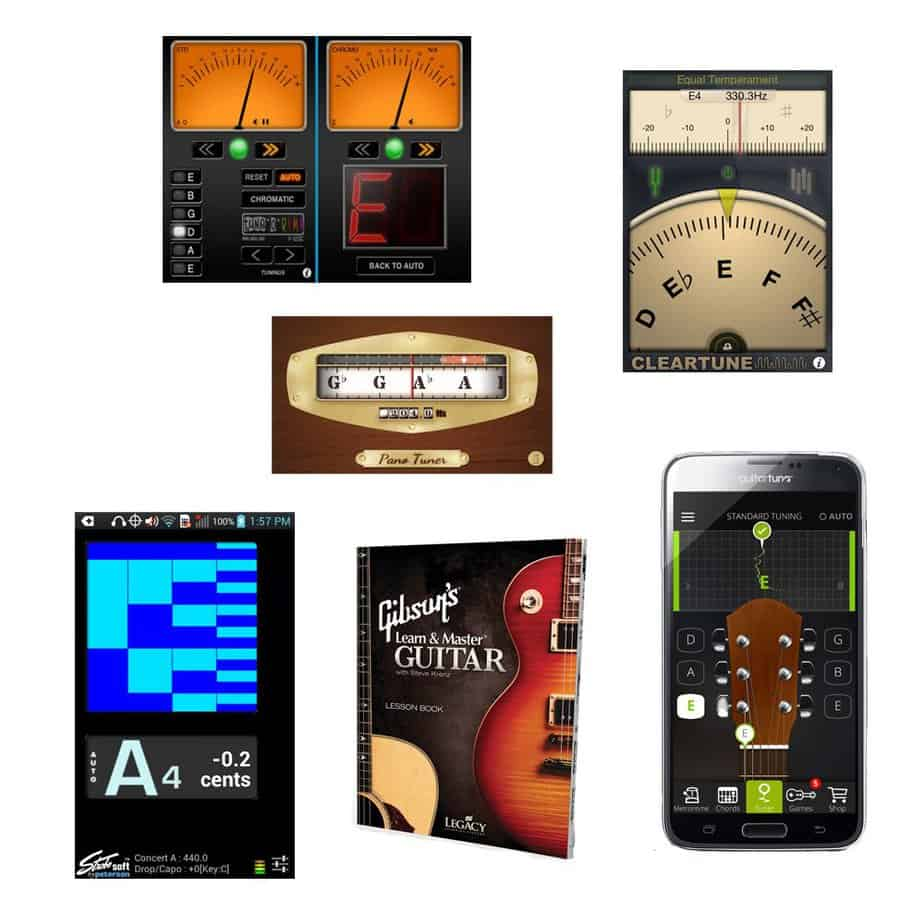 Best Guitar Tuner Apps for iPhones That You'll Love