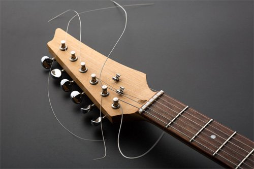 How to Change and Replace Guitar Strings by Yourself