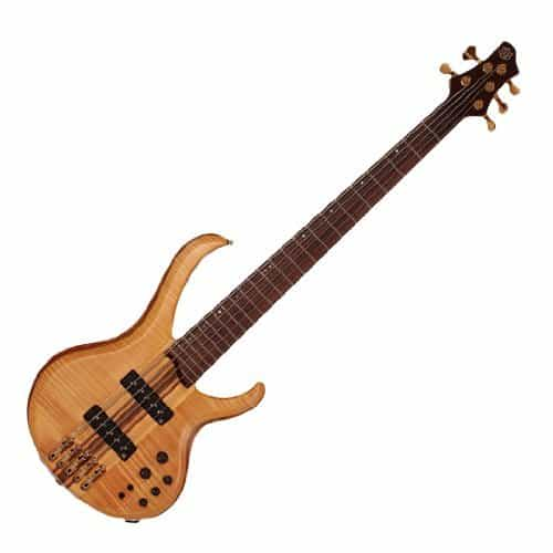 Ibanez BTB1405E Premium 5 String Electric Bass Guitar