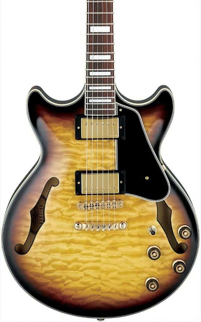 Ibanez Electric Guitars Reviews : the ibanez artcore am93 semi hollow electric guitar review you will love guitar space ~ Vivirlamusica.com Haus und Dekorationen