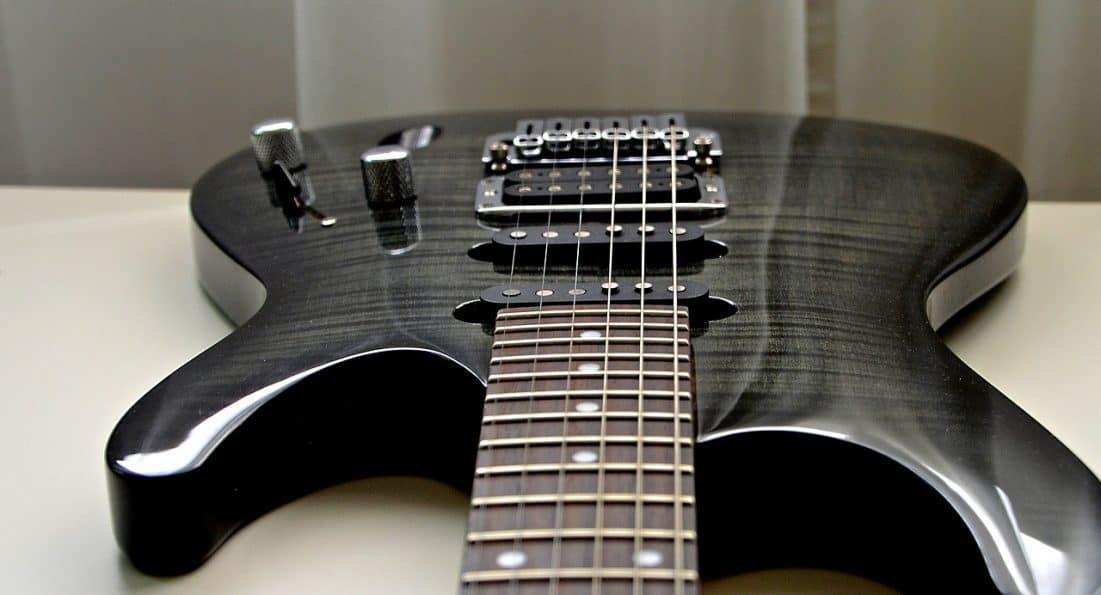 Ibanez RG8 Electric Guitar Review