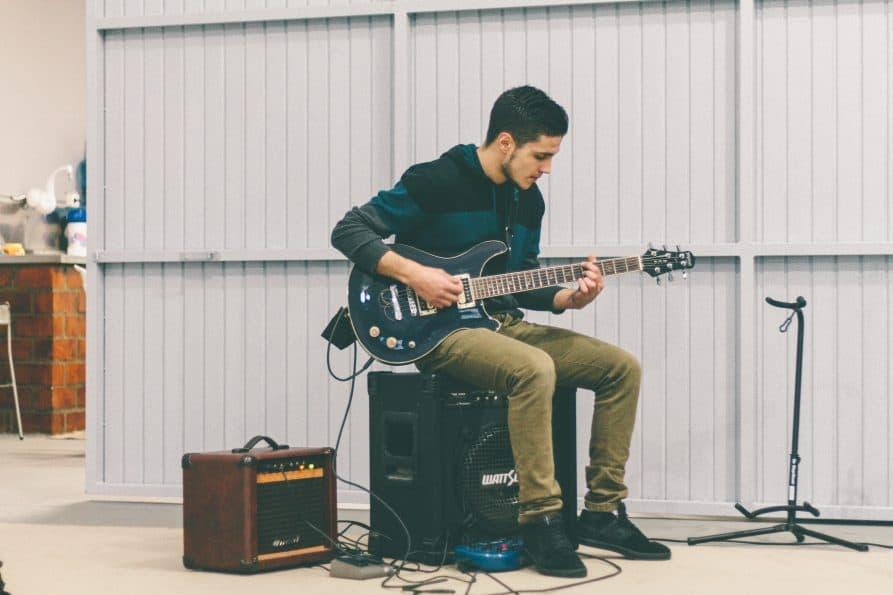 Schecter C1 Platinum Electric Guitar Review