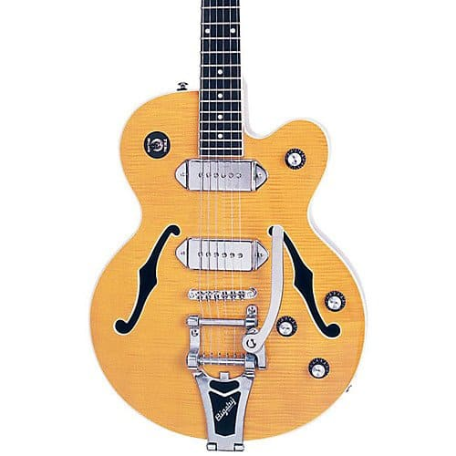 Epiphone Wildkat Semi-Hollow Body Electric Guitar