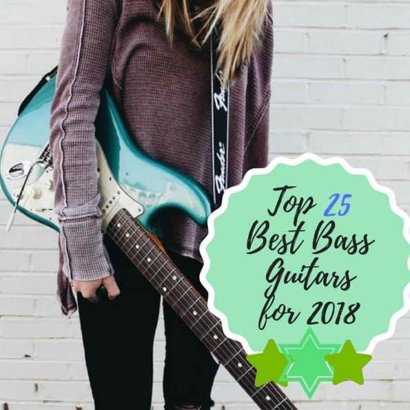 Top 26 Best Bass Guitars for 2018