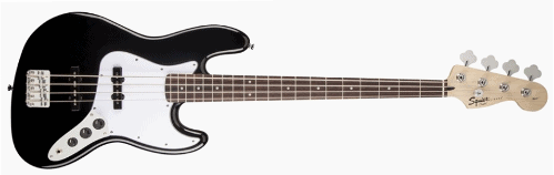 Squier Stop Dreaming Start Playing Bass