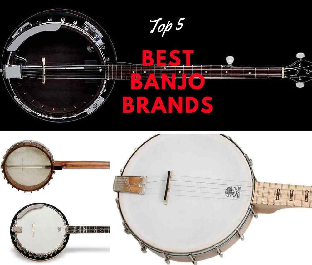 Top 5 Banjo Brands for beginning banjo players