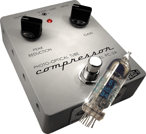 Effectrode PC-2A Compressor