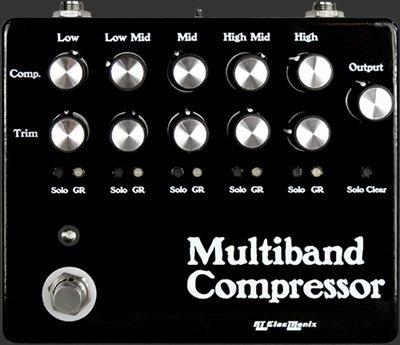 multiband compressor