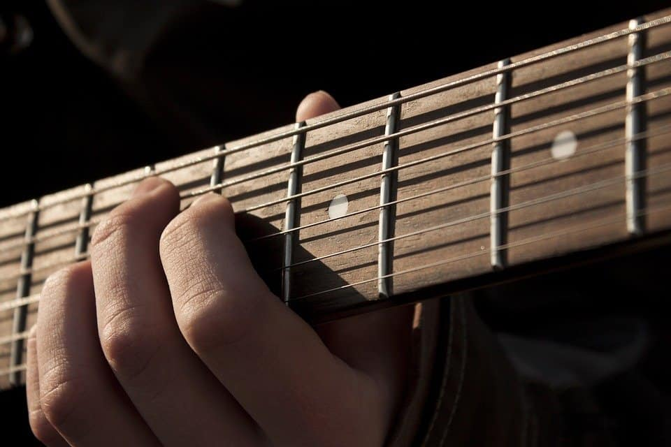 guitar buzz