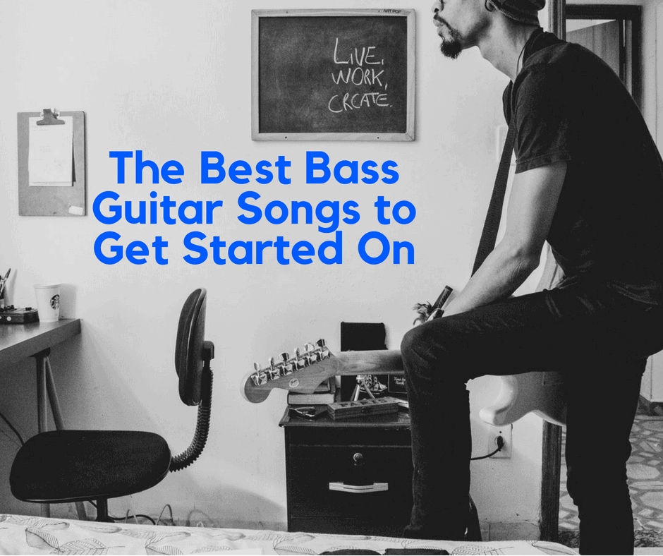 The Top 10 Best Bass Guitar Songs to Get Started On - Guitar Space