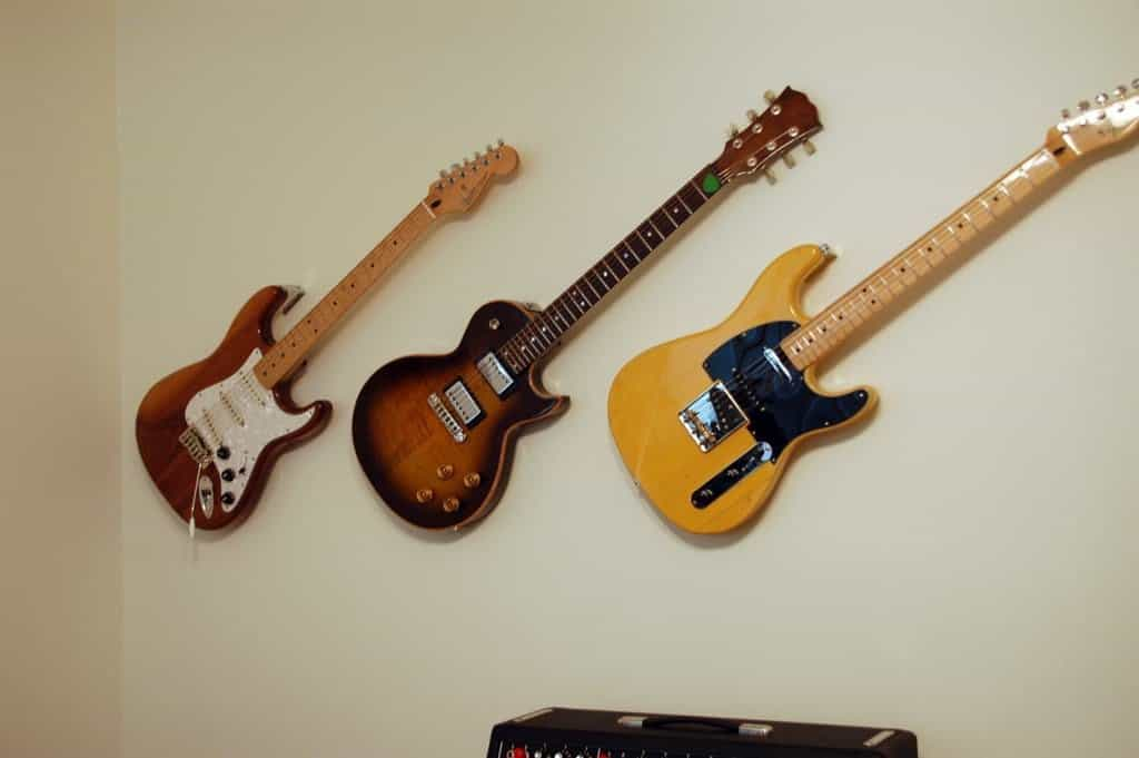 Top Five Best Guitar Wall Hangers And How To Choose The