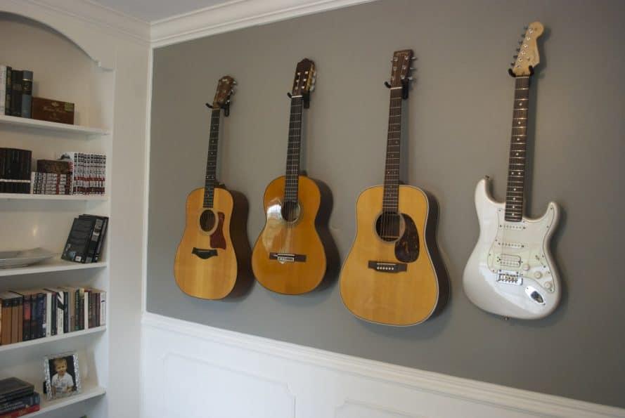 top 5 guitar hangers