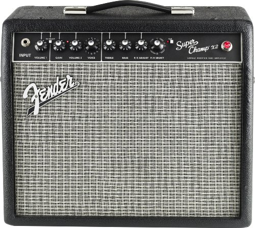 Fender Super Champ X2 Tube Amp Review - Guitar Space