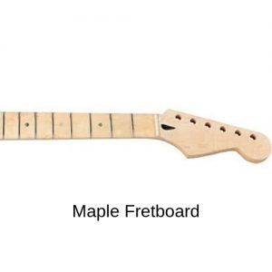 Maple Fretboard