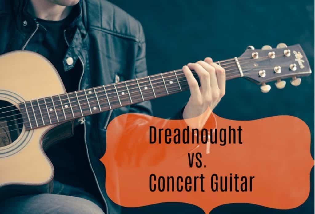 Dreadnought vs. Concert