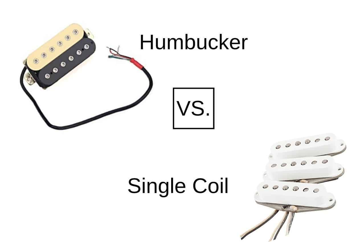 humbucker vs single coil which is best for you guitar space. Black Bedroom Furniture Sets. Home Design Ideas