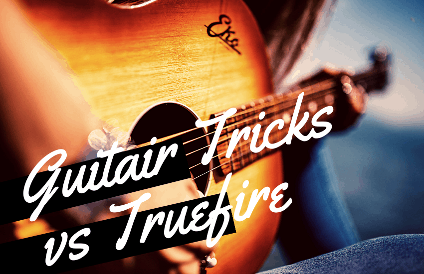 Guitar Tricks vs Truefire