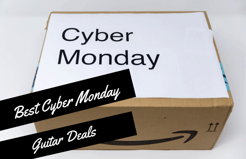 Best Cyber Monday Guitar Deals 2020