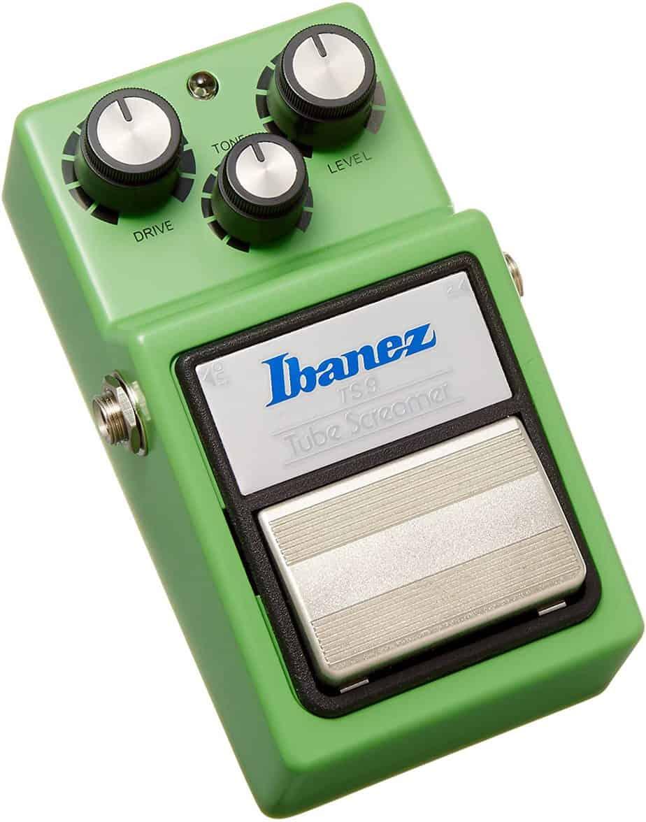 Ibanez TS9 Tube Screamer Effects Pedal   Guitar Center