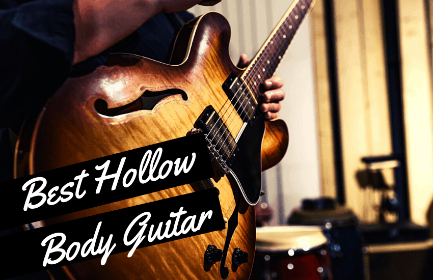 best hollow body guitar kits
