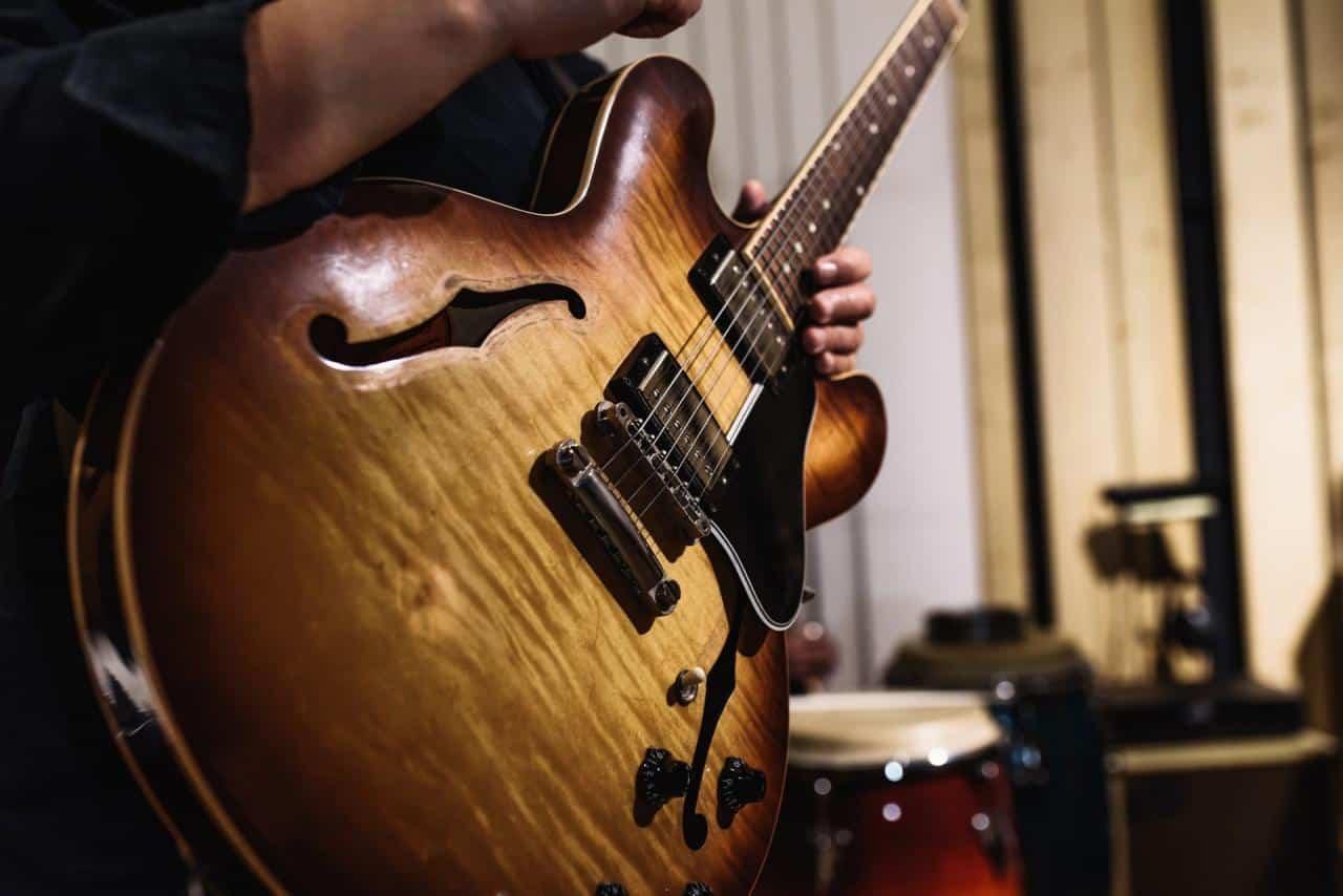 Hollow Body Guitar Kits