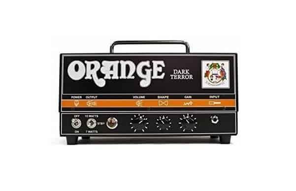 orange amplifiers da15h