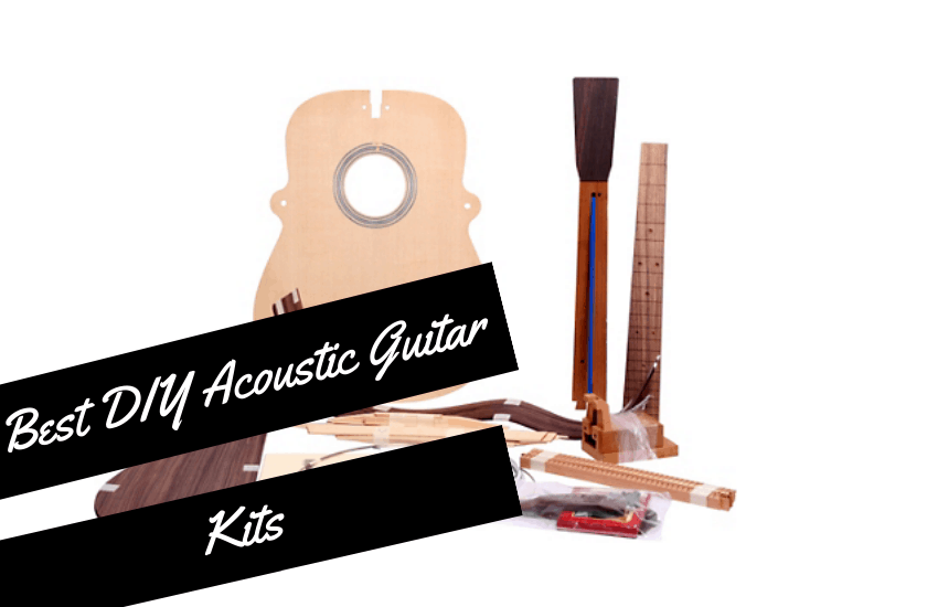Best DIY Acoustic Guitar Kits
