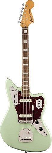 Squier by Fender Classic Vibe 70's Jaguar Electric Guitar