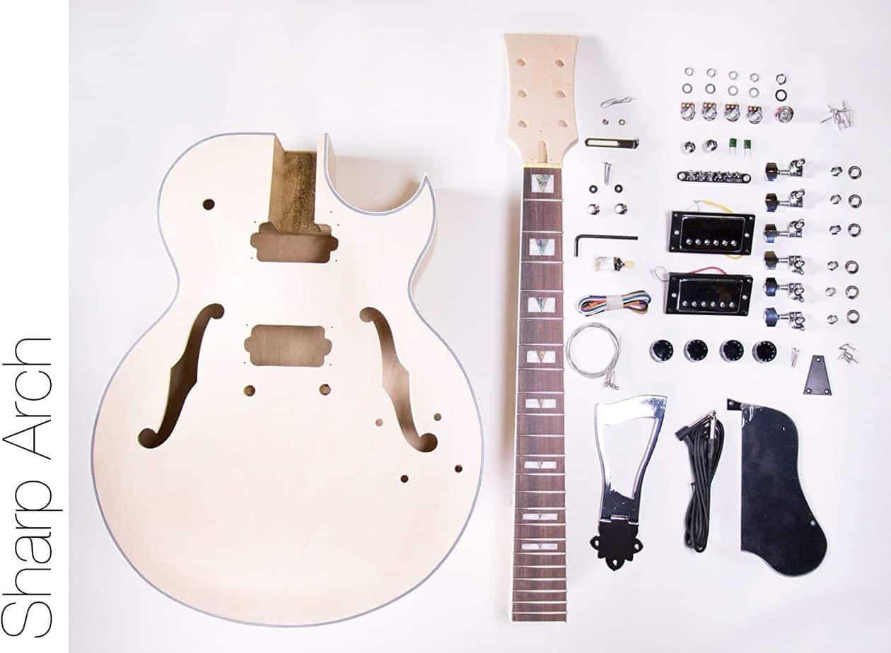 electric guitar kit 175