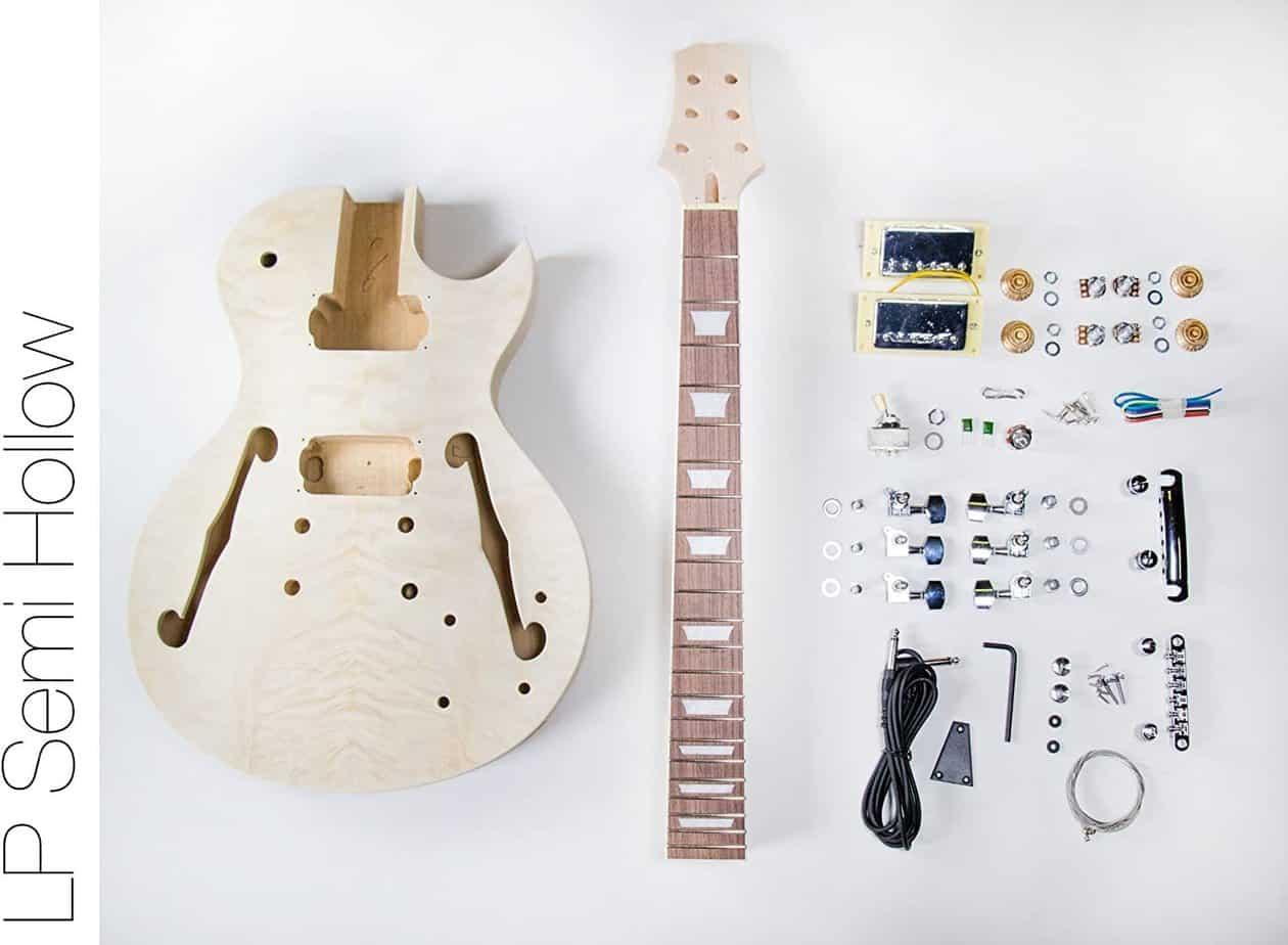 lp semi hollow kit