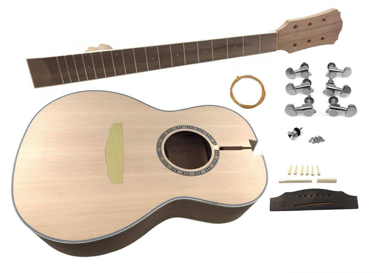 solo acoustic diy kit