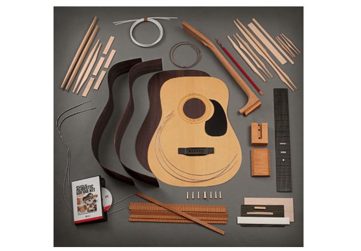 stewmac dreadnought guitar kit