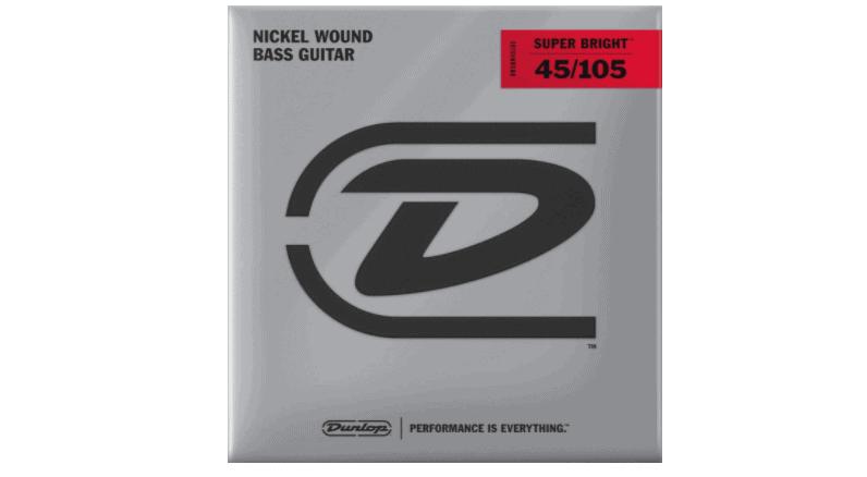Dunlop Super Bright Nickel