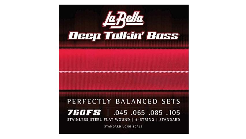 La Bella 760FS Deep Talkin' Bass