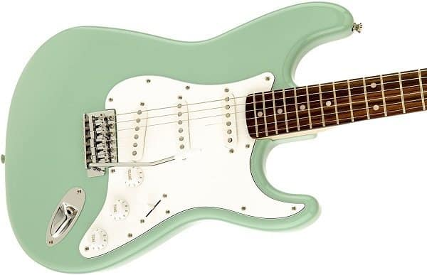 Squier Affinity Features