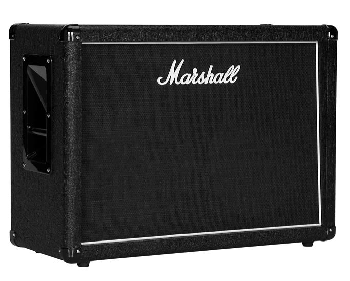 Marshall MX212R 160W 2x12 Guitar Speaker Cabinet   Guitar Center