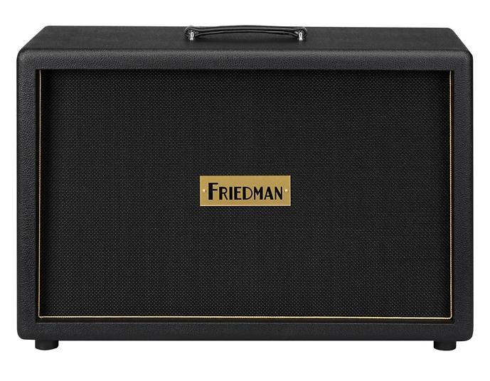 "Friedman 2x12"" Ported Closed Back Guitar Cabinet   Guitar Center"
