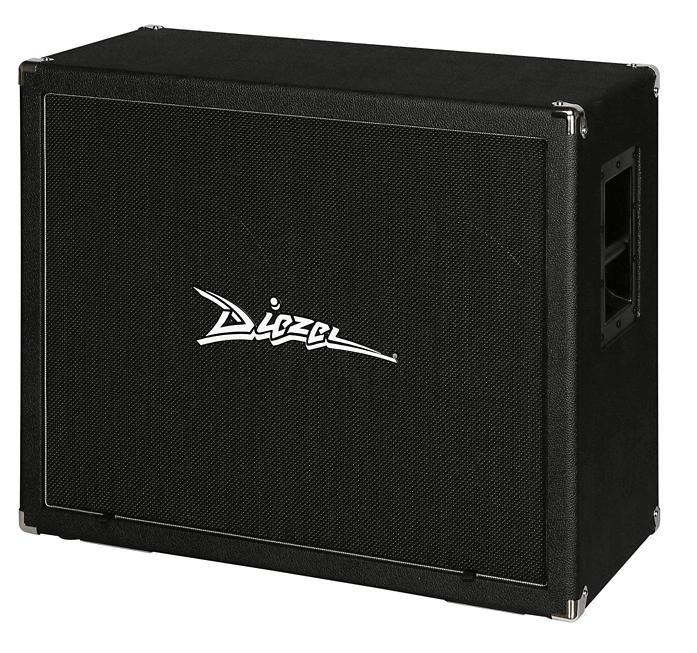 Diezel 212FV 120 2x12 Front-Loaded Guitar Speaker Cabinet   Guitar Center