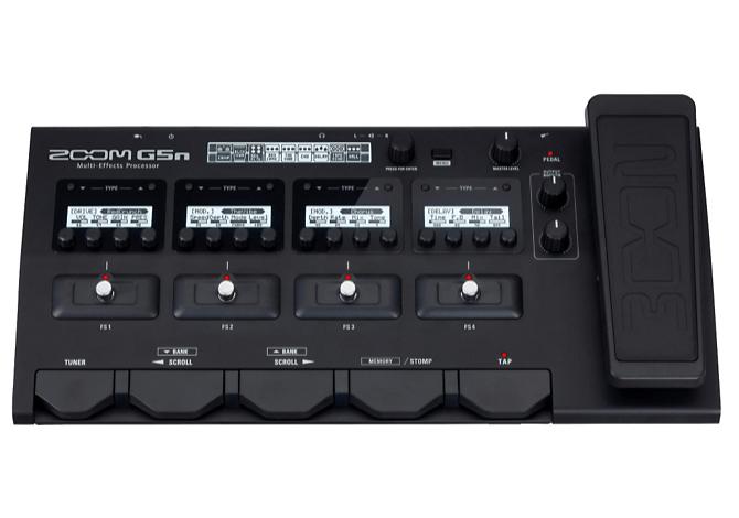Zoom G5N Guitar Effects Processor | Guitar Center