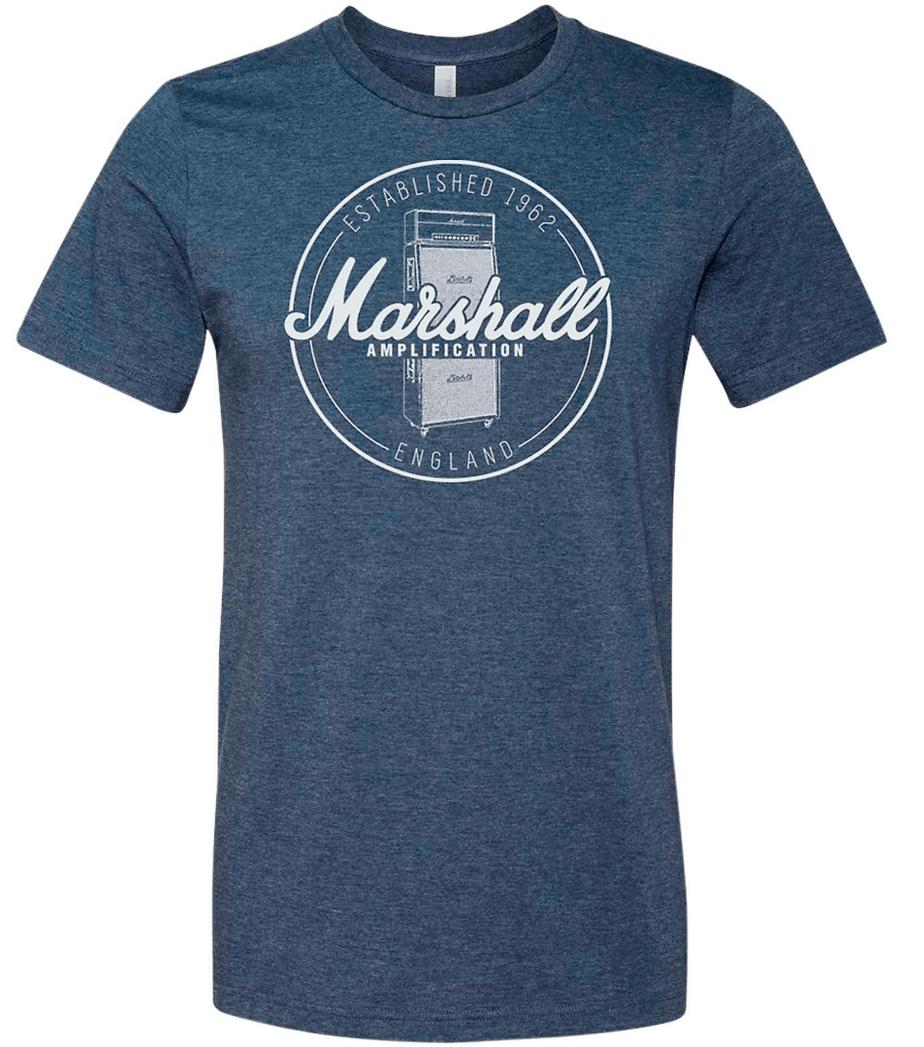 Marshall Heather Soft Style Ring Spun Cotton T-Shirt | Guitar Center